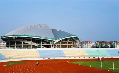 QU - Stadium on Campus